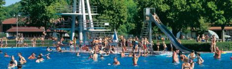 Freibadsaison-Start am 08. Mai
